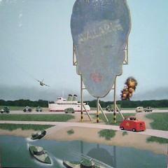 In Country, 2004 (steveartist) Tags: art landscape paintings imaginarylandscapesstevefrenkel