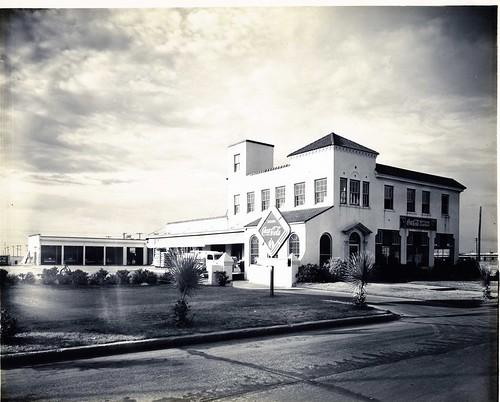 Coca Cola factory in Galveston