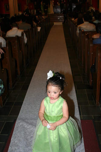 Flower Girl - June '08