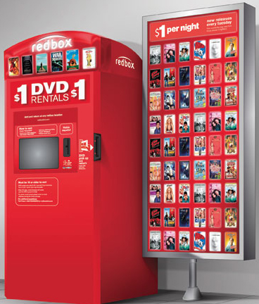 Tech:  Redbox Scaring the Bejesus Out of Hollywood