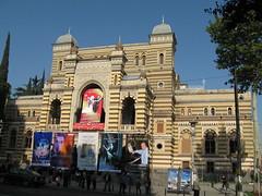 Georgia, Tbilisi-Rustaveli
