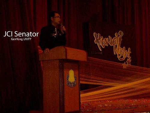 JCI Senator