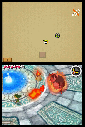 The Legend of Zelda Spirit Tracks screenshot 7