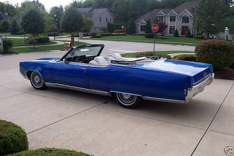1969 oldsmobile ninety eight