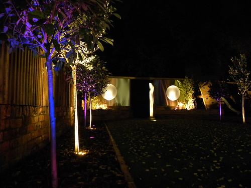 Garden Lighting Wilmslow Image 8