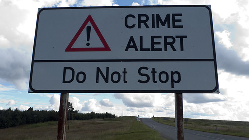 Crime Alert | Camino a Suazilandia