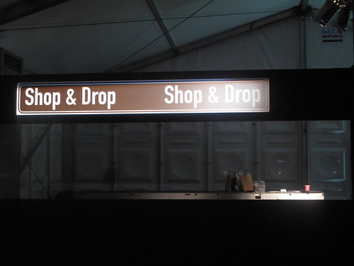 Shop and Drop