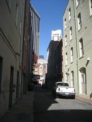 Picayune Place Down (Infrogmation) Tags: neworleans centralbusinessdistrict noahsurvey