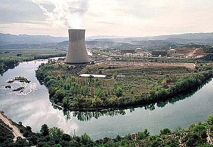 La central de Ascó