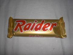 Raider (German vintage Twix)
