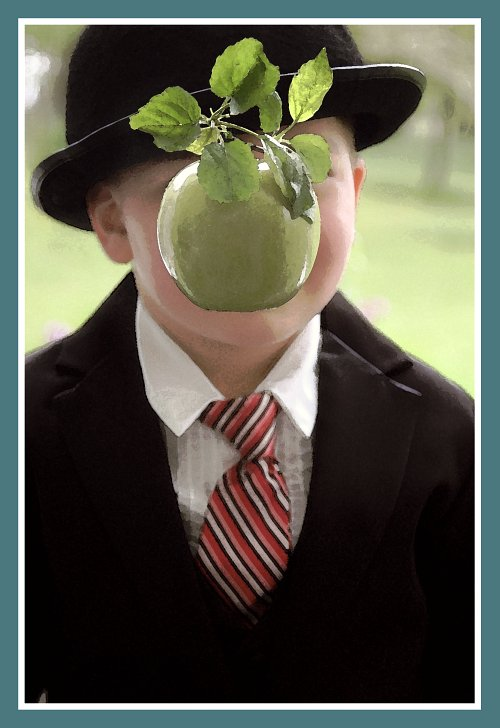 Apple Face Guy 2