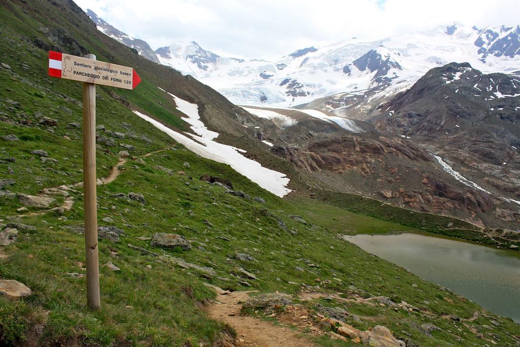Sentiero Glaciologico Basso