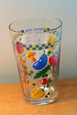 mustard glass