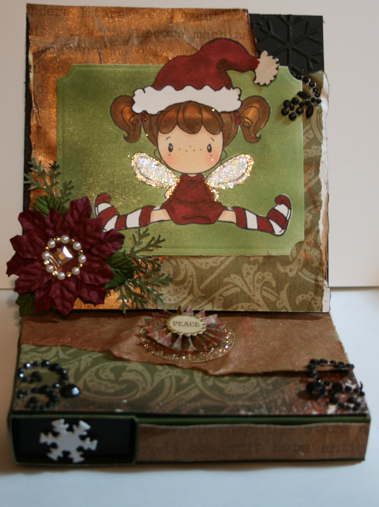 Fairy Easel Card Front