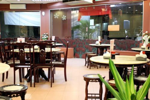 Gu Xuan Ju Restaurant interior