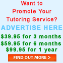 Advertise on HappyTutors.com Homepage