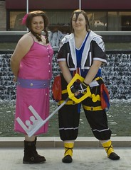 IMG_0099 (Quinlaar) Tags: girl cosplay across kingdomofhearts across2009 animecrossroads animecrossroads2009