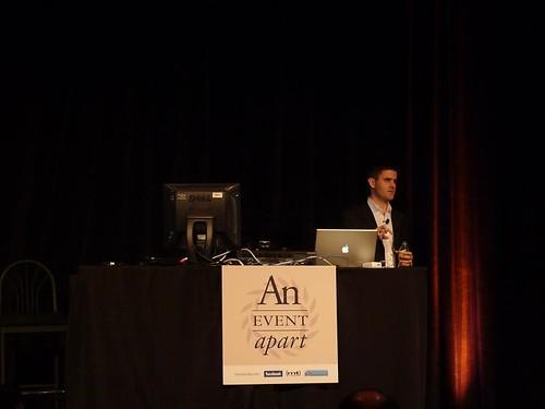 Dave Shea at AEA 09