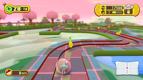 Super MonkeyBall Step & Roll - December 09