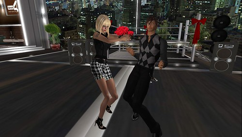 raftwet, xavier in virtual second life