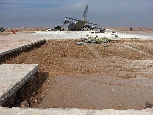 4193705013 8d32fc19c7 o Foto Berbagai Macam Kecelakaan Pesawat