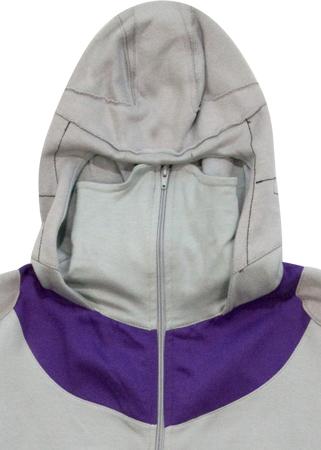 "TMNT ""Shredder"" Hooded Sweatshirt iii (( 2009 )) [[ Via 80s Tees , Thanks 2 DON Y. ]]"