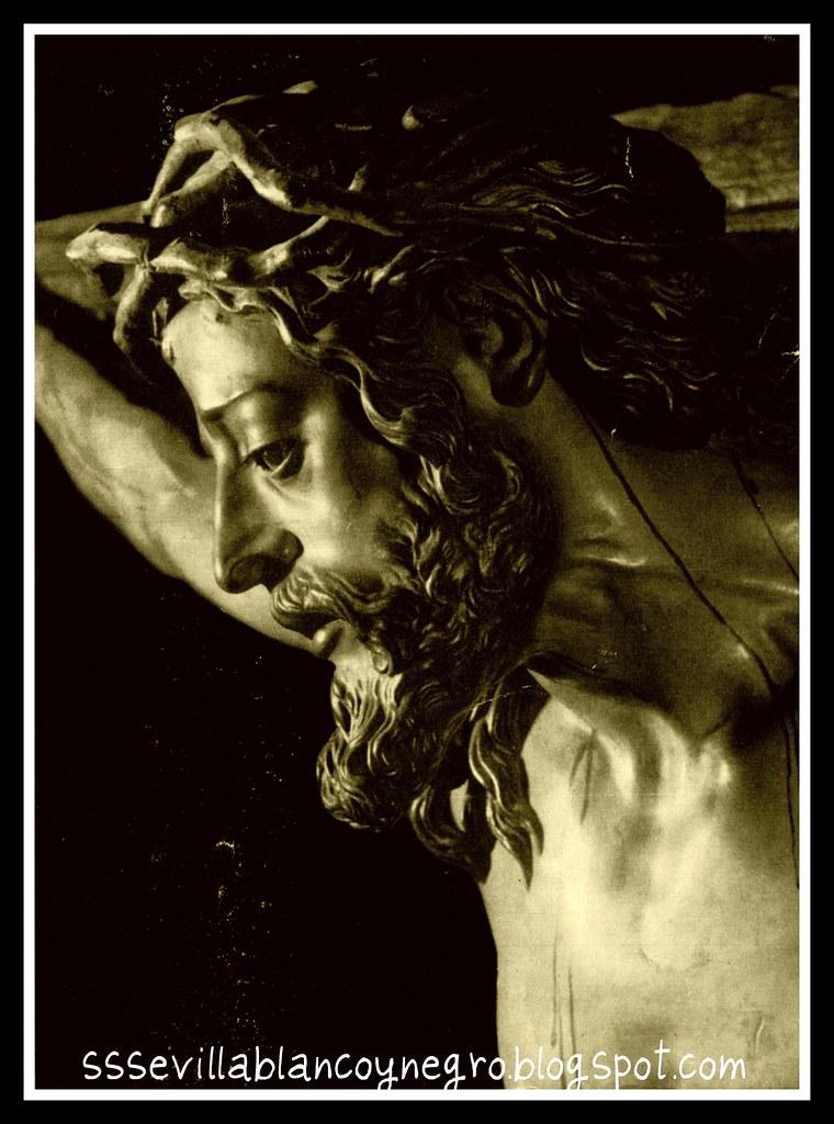 Santísimo Cristo de la Conversión del Buen Ladrón. 1970