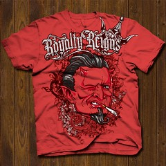 T-shirt_Design_Template_185 (Tshirt-Factory) Tags: art fashion design graphicdesign artwork vectorart cigarette smoke evil tshirt wear mockup clipart satan devil prints crown lead tee tshirtdesign rule vector royalty joint apparel flourish tshirtart reigns tshirtfactory tshirtprint tshirtillustration tshirtmockup tshirtvectorprint