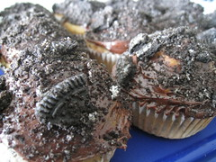 Oreo Cupcakes for the 100th Day of Kindergarten