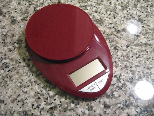 A Kitchen Scale for Everyone: Pasta Portion Control and GiveAway!