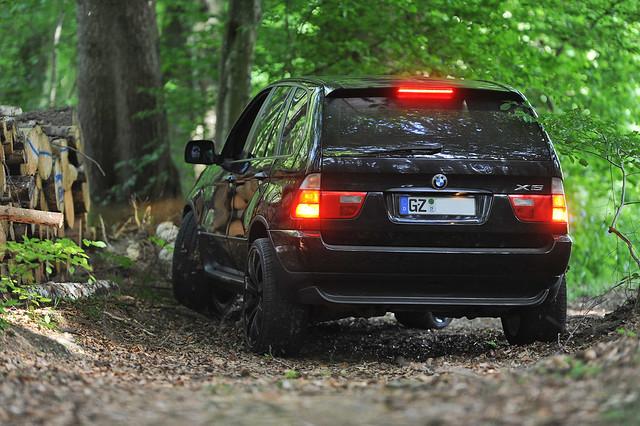 2002 car bmw x5 günzburg geländewagen d700