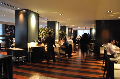 Hotel Ai Fiori.Four Tines And A Napkin Dinner Ai Fiori