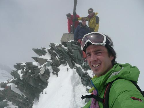 Allalinhorn, 4000m de Saas Fee
