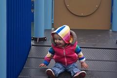 lilah at the park