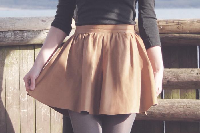 467c58789d5a Jupe taille elastique femme mode jupe