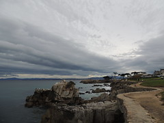 PGStorm (Molly_Madeleine) Tags: monterey pacificgrove montereybay storm cloudscapes ocean bay seaside california nature cypress clouds