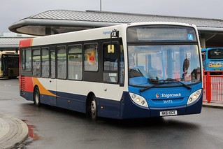 Stagecoach North East: 36472 / NK61 ECX