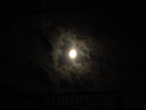 七夕 full moon
