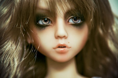 (aEthEr hEad) Tags: ball french asian doll slim mini bjd resin abjd tanned jointed narin faceup narae narindoll