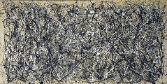 Jackson Pollock, One: 31, 1950