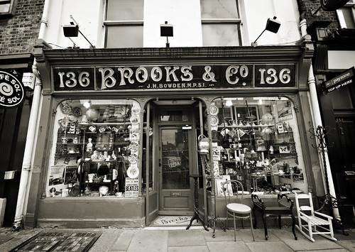 Brooks & Co - Baggot Street