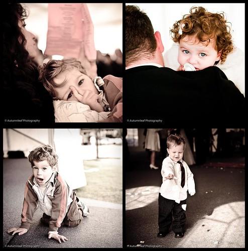 Pamela & Adam's Wedding - Kids