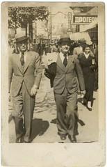 gentlemen's walk