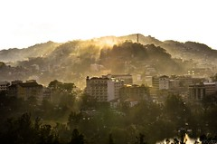 Beams of Light (RyanTabangin) Tags: urbanscapes baguiocity