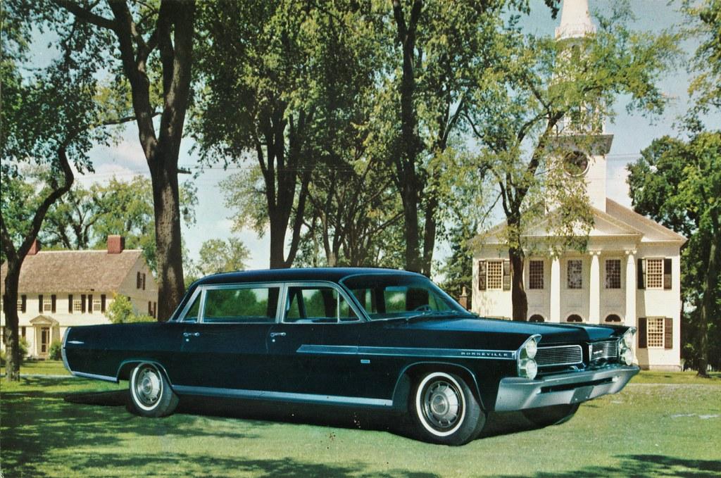 1963 Pontiac Limousine by Superior