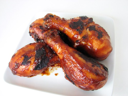 Barbecued Chicken | Tracey's Culinary Adventures
