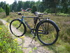 Wanderer Herrenrad 28'' Bj.1937 (3/6) (CrockettMiamiVice) Tags: old bike bicycle german velo fahrrad wanderer heide 30er werke