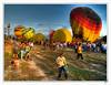 Colorful Festival scenes (Paco CT) Tags: people color geotagged spain gente balloon scene personas explore persons 2009 esp globo igualada cataluna efh elfactorhumano thehumanfactor ltytr1 humanpresence pacoct presenciahumana geo:lat=4158456179 geo:lon=162966728