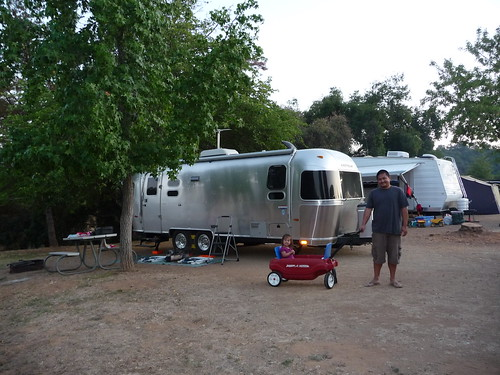 lake casitas campsite