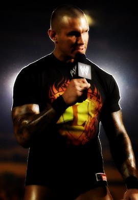 ��� Randy Orton
